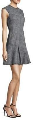 Rebecca Taylor Slub Suit Dress