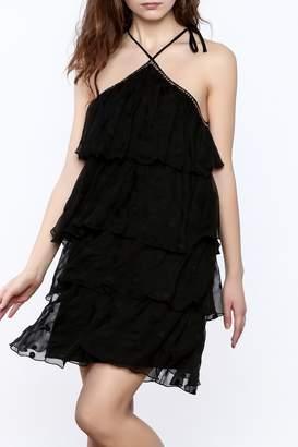 Lulu St.Roche Black Dress