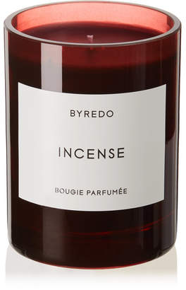 Byredo Incense Scented Candle, 240g - one size