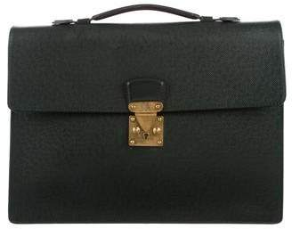 Louis Vuitton Taiga Robusto 1 Briefcase