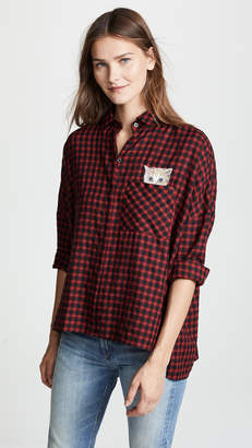 Paul & Joe Sister Viva Button Down Shirt
