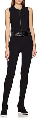 Moncler Women's Tuta Fitted Zip-Front Jumpsuit