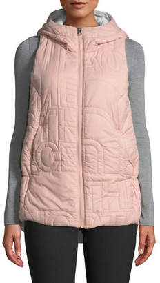 The North Face Alphabet City Vest w/ Hood