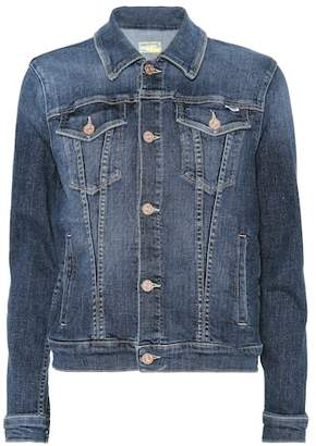 Mother Pocket Bruiser denim jacket
