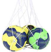 RUCANOR Ballnetz, Handball, für 3 Bälle