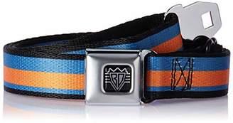 Buckle-Down Men's Seatbelt Belt Stripes Kids