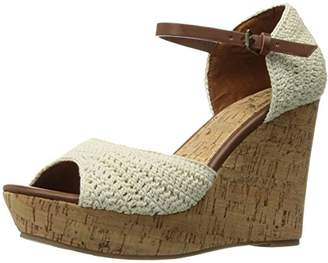 Mia Women's Hanah Wedge Sandal
