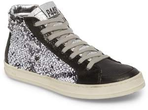 P448 Skate Sequin High Top Sneaker