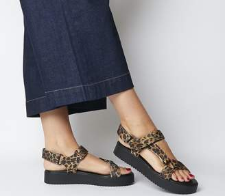 Details about New Ecco Denim Blue Womens Babett Sandal Size 4 9.5 US Casual Dress Beach Walk 1