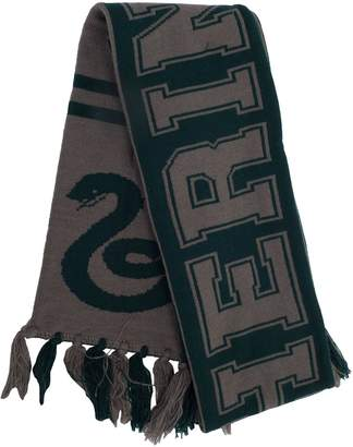 Elope Harry Potter Slytherin Scarf Collegiate Style Reversible