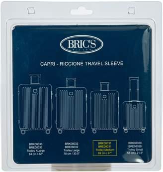 Bric's Transparent Custom Cover for 27-Inch Riccione/Capri Spinner Trunks
