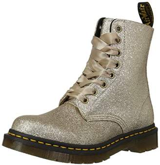 Dr. Martens Women's 1460 Pascal Glitter Fashion Boot,5 Medium UK (7 US)