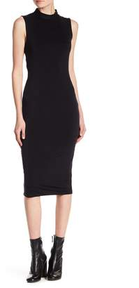 KENDALL + KYLIE Kendall & Kylie Twisted Back Bodycon Dress