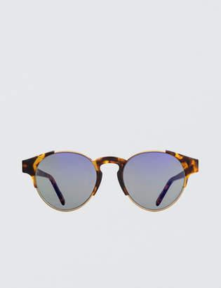Super By Retrosuperfuture Arca Infrared Sunglasses