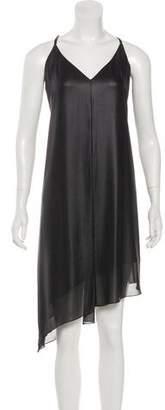 ATM Anthony Thomas Melillo Sleeveless Midi Dress