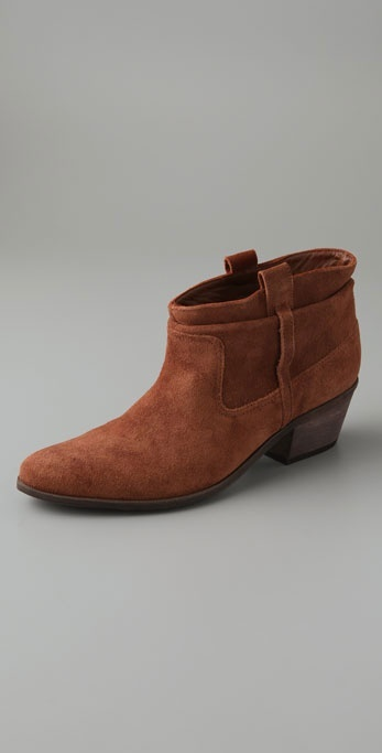 Joie Elvis Suede Booties