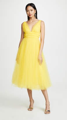 Maria Lucia Hohan Ilyana Midi Dress