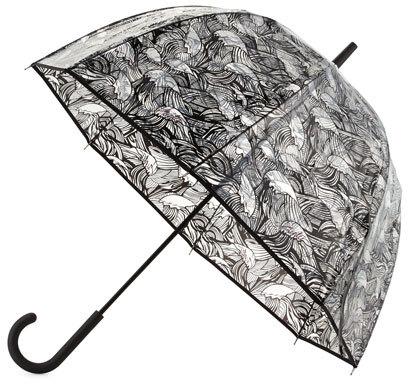 HunterHunter Original Wave-Print Bubble Umbrella