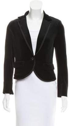 ICB Velvet Blazer Jacket