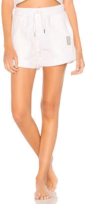 les girls les boys Loopback High Waist Short