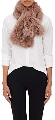 Barneys New York Women's Fox Fur Pull-Through Scarf