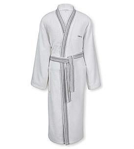 Calvin Klein Riviera Optic White Robe Extra Large
