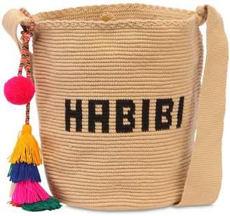 Habibi Mochila Woven Bucket Bag