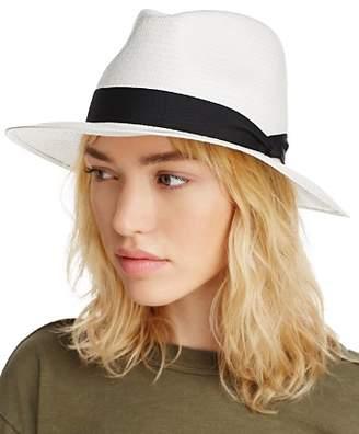 Rag & Bone Panama Wide Brim Hat
