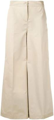 Moschino tailored palazzo pants