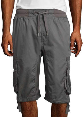 Southpole South Pole Mens Drawstring Waist Jogger Shorts