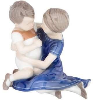 Royal Copenhagen Playing Children Figurine