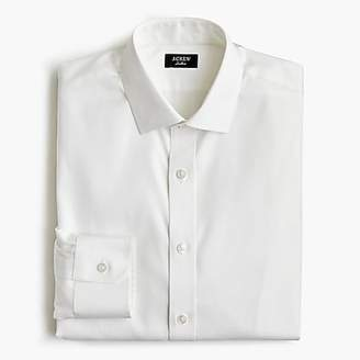 J.Crew Ludlow Slim-fit stretch two-ply easy-care cotton in pinpoint oxford