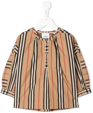 Burberry Icon Stripe poplin shirt