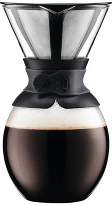 Bodum Pour Over Coffee Maker With Permanent Filter, 1.5 L