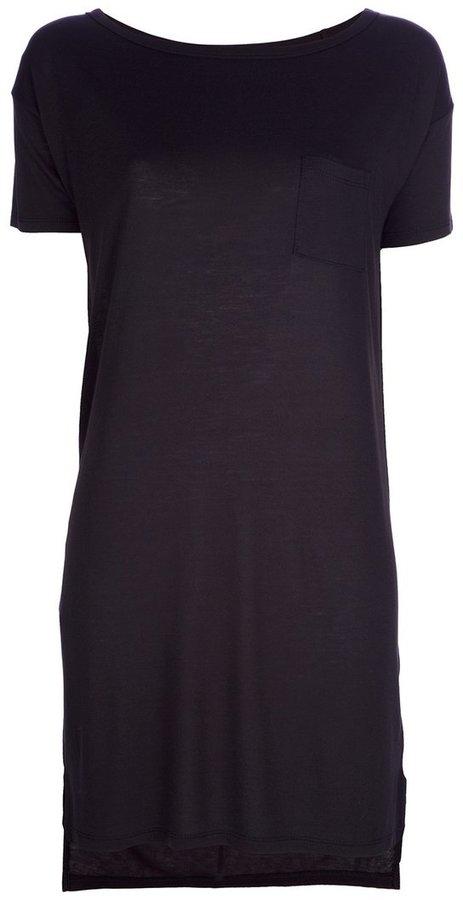 Alexander Wang loose fit T-shirt dress