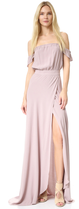 Flynn Skye Bella Maxi Dress $196 thestylecure.com