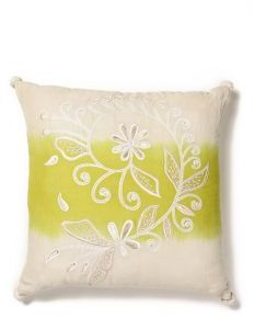 Victoria Bay Pillow, Green