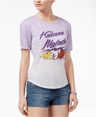 Disney Juniors' Lion King Ombre T-Shirt $24 thestylecure.com