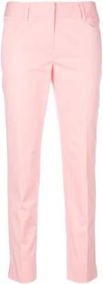 Alberto Biani slim cropped trousers