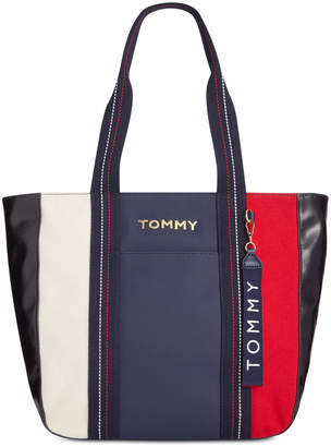 c6df0bb29d Tommy Hilfiger Canvas Tote Bags - ShopStyle