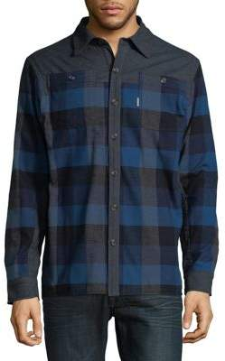 Avalanche Flannel Yoke Shirt