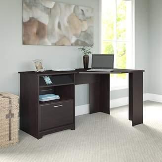 Hillsdale Red Barrel Studio L-Shape Desk