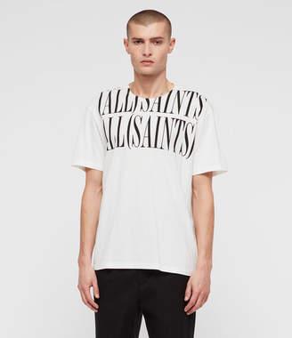 AllSaints Concerto Collar Crew T-Shirt