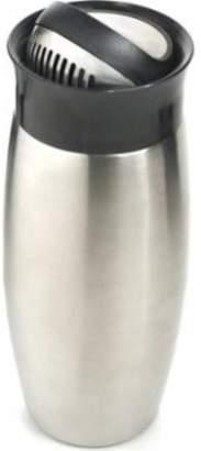 Metrokane Rabbit Flip Top Cocktail Shaker, 1.0 CT