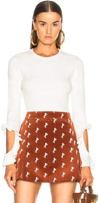A.L.C. (エーエルシー) - A.L.C. Robin Sweater in White | FWRD