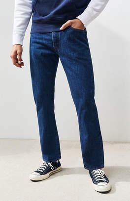 Levi's Dark Wash 501 Original Fit Jeans