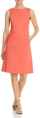 Lafayette 148 New York Ensley Angled Pocket Dress