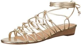 Tahari Women's TA-Caper Wedge Sandal