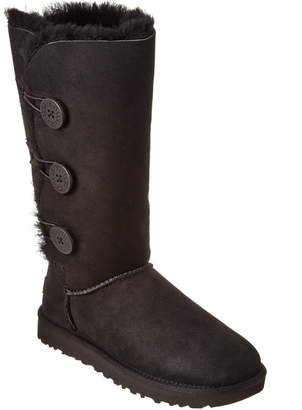 UGG Women's Bailey Button Triplet Ii Water-Resistant Twinface Sheepskin Boot