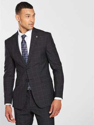 Ted Baker Windowpane Check Jacket